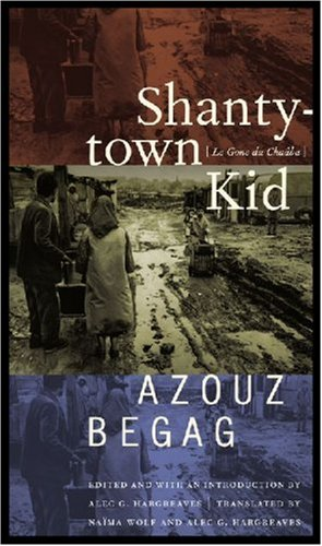 Shantytown Kid   2007 9780803262584 Front Cover