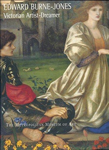 Burne-Jones, Victorian Artist-Dreamer   1998 9780870998584 Front Cover