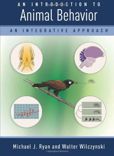 Introduction to Animal Behavior An Integrative Approach  2011 edition cover