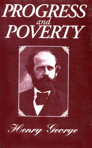 Progress and Poverty  Unabridged  9780911312584 Front Cover