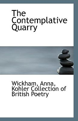 Contemplative Quarry N/A 9781113342584 Front Cover