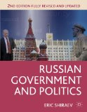 Russian Government and Politics  2nd 2013 (Revised) edition cover