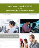 A Guide to Customer Service Skills for the Service Desk Professional:   2014 edition cover