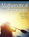 Mathematical Excursions:   2017 9781305965584 Front Cover