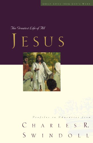 Jesus The Greatest Life of All  2009 9781400202584 Front Cover