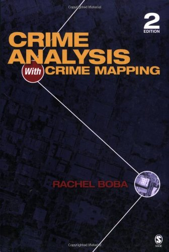 Crime Analysis with Crime Mapping  2nd 2009 edition cover
