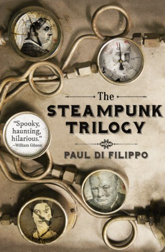 Steampunk Trilogy  N/A edition cover
