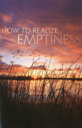 How to Realize Emptiness  2nd edition cover