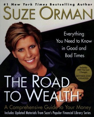 Road to Wealth A Comprehensive Guide to Your Money, Everything You Need to Know in Good and Bad Times  2003 edition cover