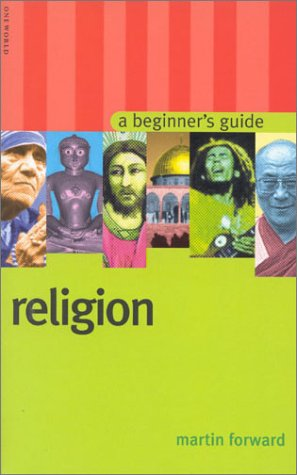 Religion A Beginner's Guide  2001 edition cover