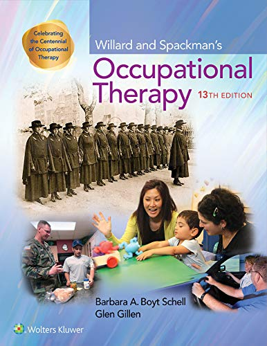 Occupational Therapy  13th 2019 (Revised) 9781975106584 Front Cover