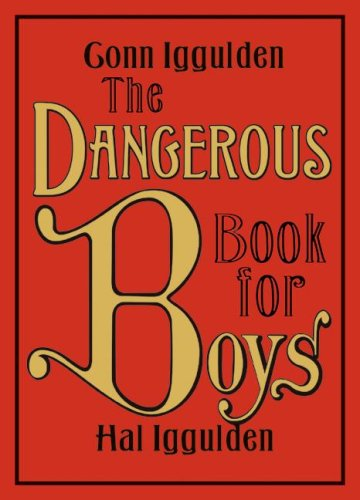Dangerous Book for Boys   2007 edition cover