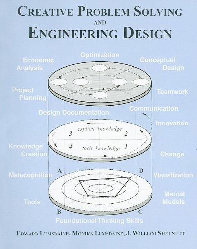 Creative Problem Solving and Engineering Design   1999 edition cover