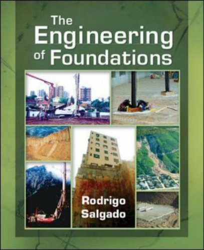 Engineering of Foundations   2008 edition cover