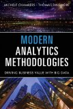 Modern Analytics Methodologies Driving Business Value with Analytics  2015 edition cover
