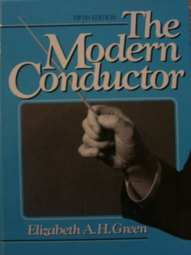 Modern Conductor 5th edition cover