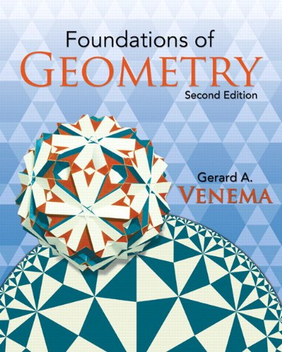 Foundations of Geometry  2nd 2012 (Revised) edition cover