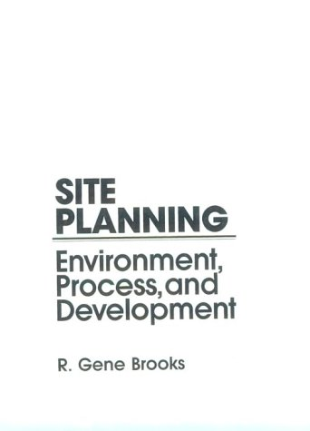 Site Planning Environmental Process and Development  1988 edition cover