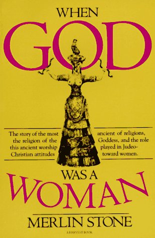 When God Was a Woman   1978 edition cover