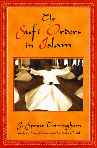 Sufi Orders in Islam  2nd 1998 edition cover