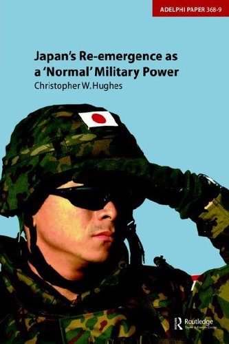 Japan's Re-Emergence as a 'Normal' Military Power   2004 edition cover