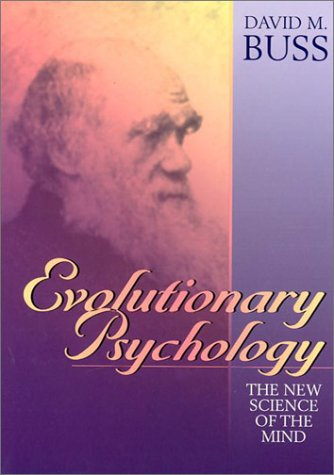 Evolutionary Psychology The New Science of the Mind  1999 edition cover