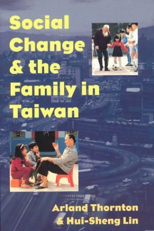 Social Change and the Family in Taiwan   1994 edition cover