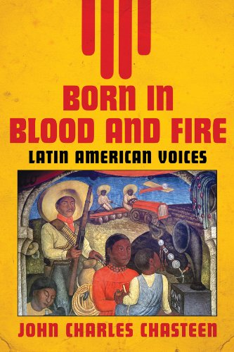 Born in Blood and Fire Latin American Voices  2011 edition cover