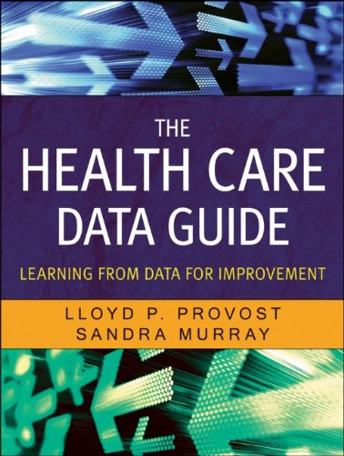 Health Care Data Guide Learning from Data for Improvement  2011 edition cover
