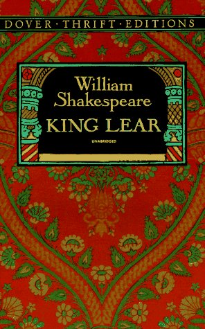 King Lear   1994 (Reprint) edition cover