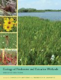 Ecology of Freshwater and Estuarine Wetlands Second Edition 2nd 2014 edition cover