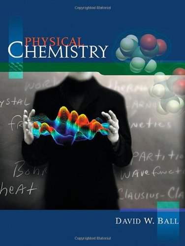 Physical Chemistry   2003 edition cover