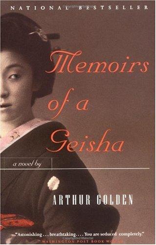 Memoirs of a Geisha   1997 edition cover