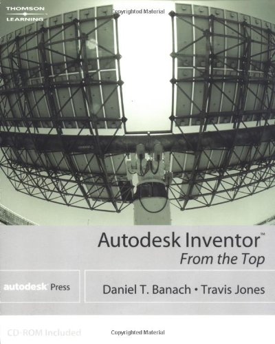 Autodesk Inventor from the Top  2002 edition cover