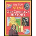 NYSTROM ATLAS OF OUR COUNTRY'S N/A edition cover