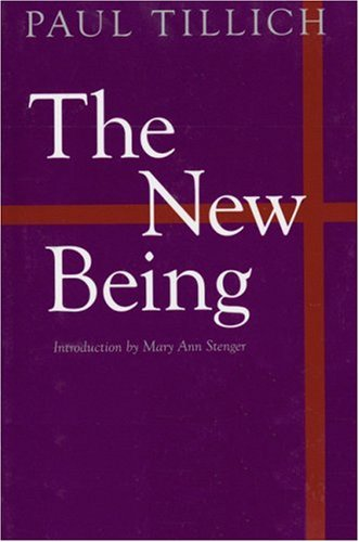 New Being   2005 edition cover