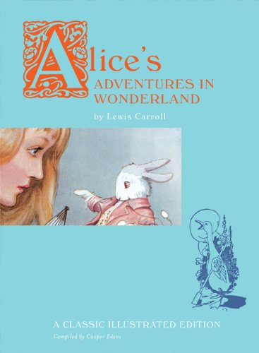 Alice's Adventures in Wonderland   2010 edition cover