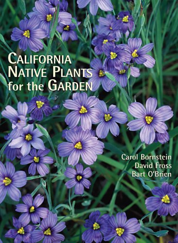 California Native Plants for the Garden  2005 edition cover