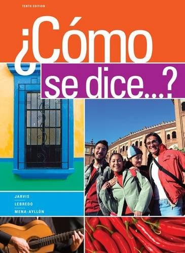 Como Se Dice... ?  10th 2013 edition cover