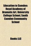 Education in Camden University College School N/A edition cover