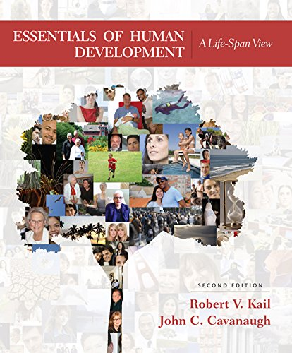 Essentials of Human Development: A Life-span View  2016 9781305504585 Front Cover