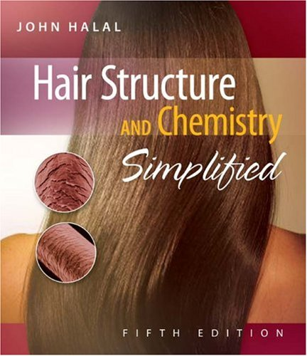 Hair Structure and Chemistry Simplified  5th 2009 edition cover