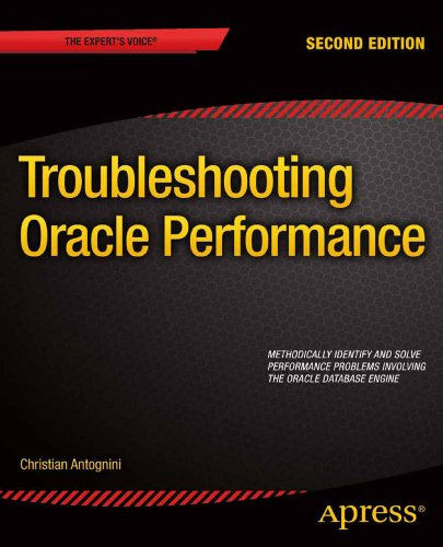 Troubleshooting Oracle Performance:   2013 edition cover