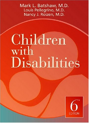 Children with Disabilities, Sixth Edition  6th 2007 9781557668585 Front Cover