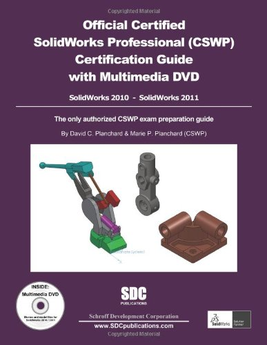 Official Certified SolidWorks Professional (CSWP) Certification Guide   2011 edition cover