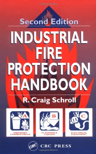 Industrial Fire Protection Handbook  2nd 2002 (Revised) edition cover