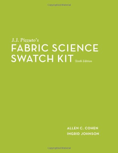 Fabric Science Swatch  10th 2012 edition cover