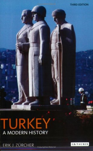 Turkey A Modern History, Revised Edition 3rd 2004 (Revised) edition cover