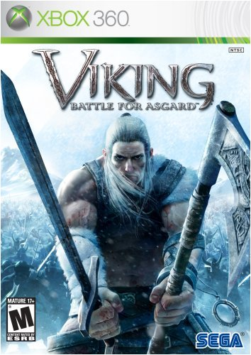 Viking: Battle for Asgard - Xbox 360 Xbox 360 artwork