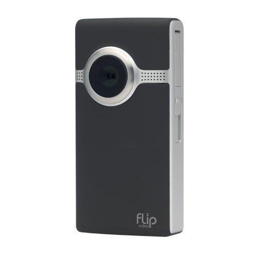 Flip UltraHD Video Camera - Black, 8 GB, 2 Hours (3rd Generation) product image